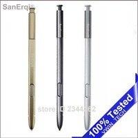 Sanerqi золото серый щепка Сенсорный экран емкостный Стилусы S Pen для Samsung Galaxy Note 5 n902f N920A N920V n920t n920p