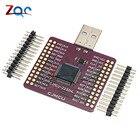 CJMCU-2232 FT2232HL USB TURN UART FIFO SPI I2C JTAG RS232 module external memory Board