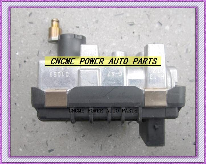 BEST TURBO ELECTRONIC BOOST ACTUATOR Valve Ladedruckregler G47 G047 G-47 G-047 6NW009543 763797 6NW00-9543 For Stellmotor Turbo (3)