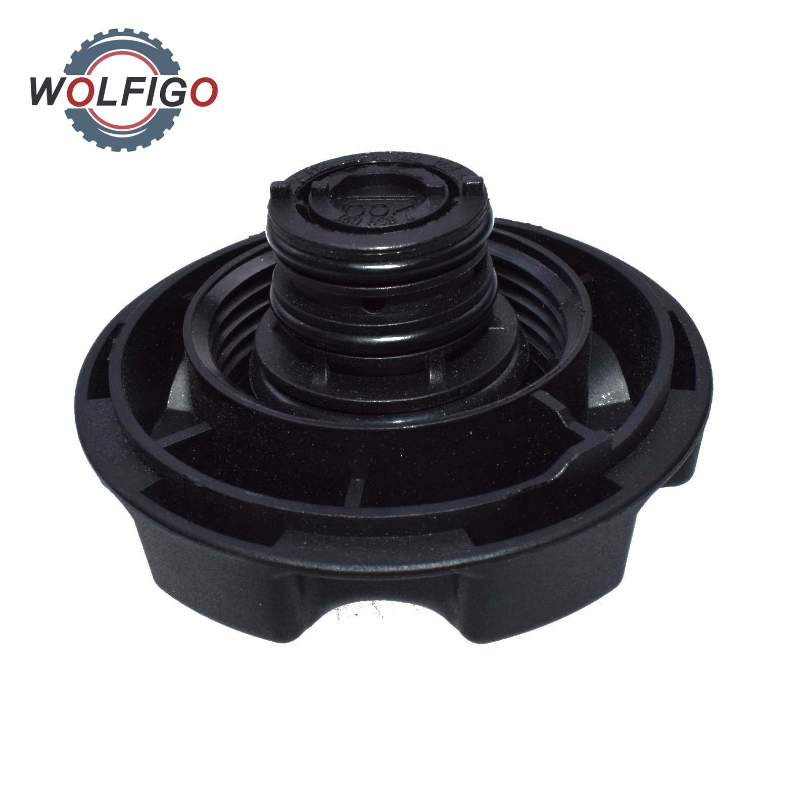 New Genuine Engine Coolant Reservoir Cap 17117521071 for BMW