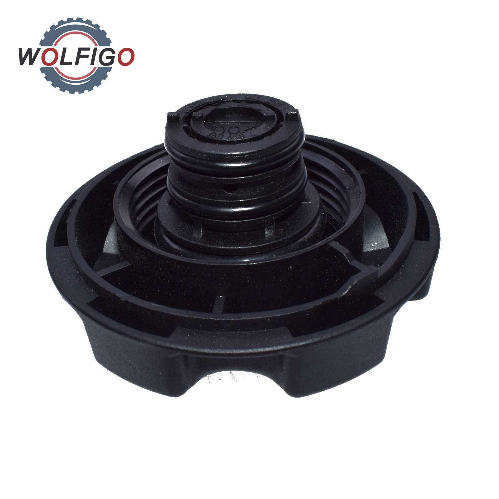 New Genuine Engine Coolant Reservoir Cap 17117521071 for BMW