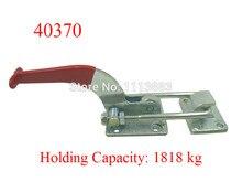 цена на Large Holding Capacity 1818KG 4011LBS Heavy Duty Latch Type Toggle Clamp 40370