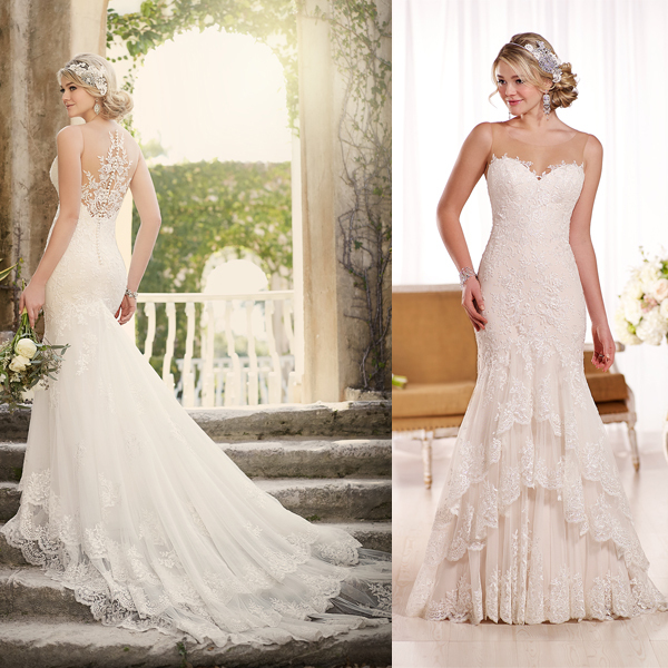 Quick Delivery Wedding Dresses 99