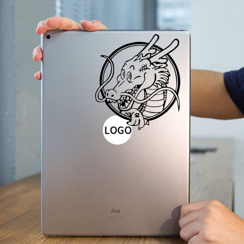 Dragon Ball Shenlong Laptop Sticker for Apple iPad Decal Air / 1 /2 / 3 / 4 / Mini Surface Book Tablet PC Skin Notebook Sticker