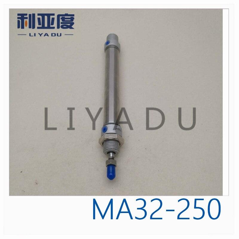 MA32-250 stainless steel cylinder MA32X250 miniature 32mm Bore 250mm Stroke MA32*250-S-CA MA32*250-S-CM MA32*250-S-UMA32-250 stainless steel cylinder MA32X250 miniature 32mm Bore 250mm Stroke MA32*250-S-CA MA32*250-S-CM MA32*250-S-U