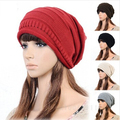 Free Shipping wool knitting hiphop dance casual autumn and winter women and men beanies hat skullies MF7515415