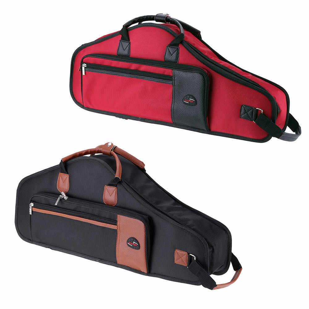 1680D водонепроницаемая сумка из ткани Оксфорд с хлопковой подкладкой усовершенствованные ткани Sax мягкий чехол регулируемые лямки карман