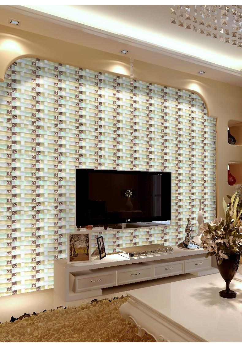 New Modern Glass Tile Arch Design Iridescent Finish Bathroom Wall Mirror  Deco Mesh Kitchen Backsplash Tile Home Mosaic Art 11SF On Aliexpress.com    Alibaba ...