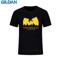 Cool Casual Gildan Men S Wu Tang Clan Short Sleeve Printing Machine O Neck T Shirts