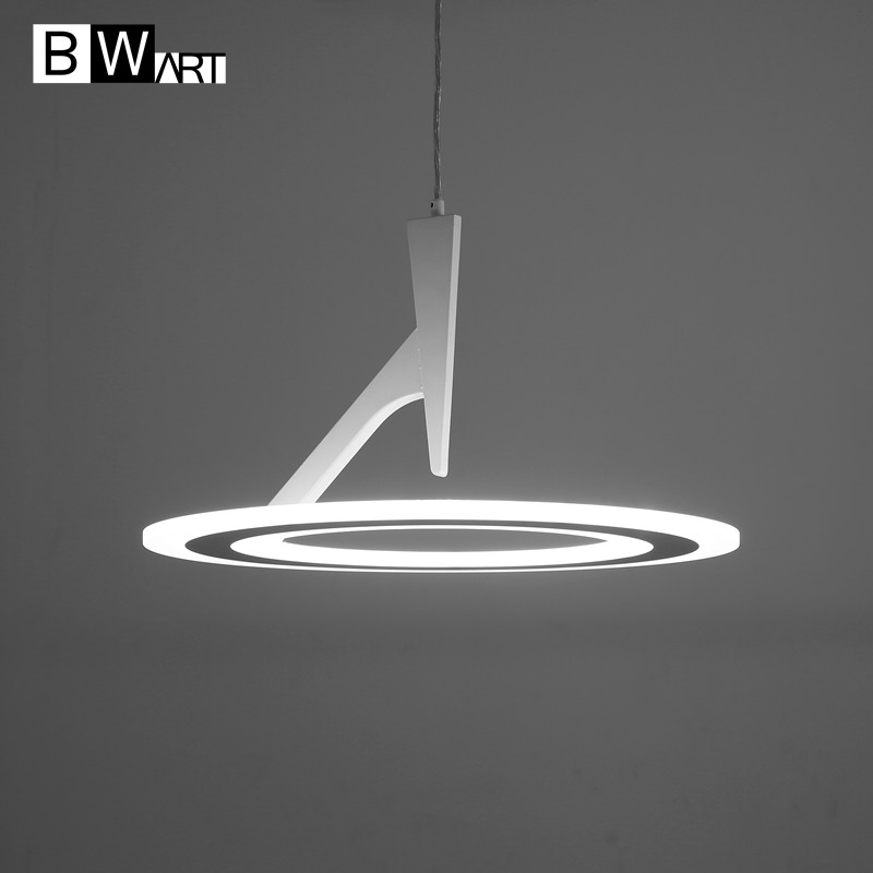 BWART modern led Pendant light for living room bedroom dining room hang Indoor home LED suspension