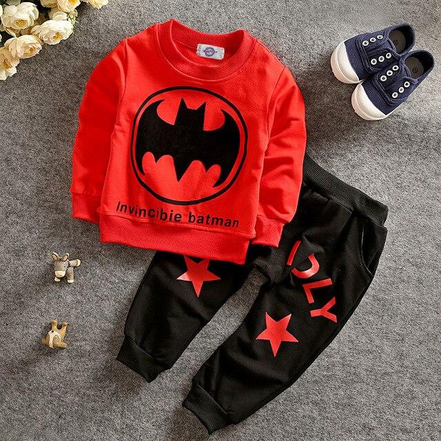bd7156d9f76e Комплекты детской одежды Бэтмен характер Обувь для мальчиков Обувь для девочек  детская одежда спортивные Костюмы для