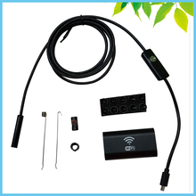 Sale Mobile PC WIFI Endoscope Wireless Underwater Digital Microscope Electronic Inspection Camera Loupe