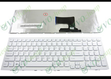 Genuine New Notebook Laptop keyboard for Sony Vaio VPC EH VPCEH PCG 71911L PCG 71912L PCG 71913L  71914L  71811L  71811M White