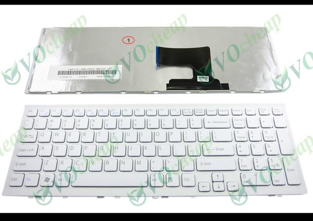 אמיתי חדש נייד מחברת עבור Sony Vaio VPC EH VPCEH PCG 71911L PCG 71912L PCG 71913L 71914L 71811L 71811 M לבן