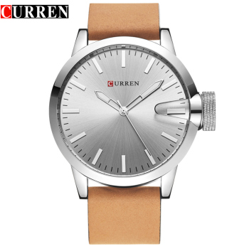 Men's Curren Luxury Brand Men Watch Fashion Casual Blue Dial Mens Watches Top Brand Luxury Men Quartz-Watch Men Wrist Watch 8208 1