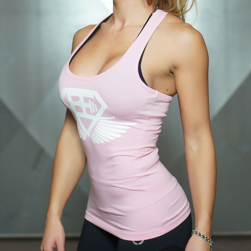 Sex with tank top taking