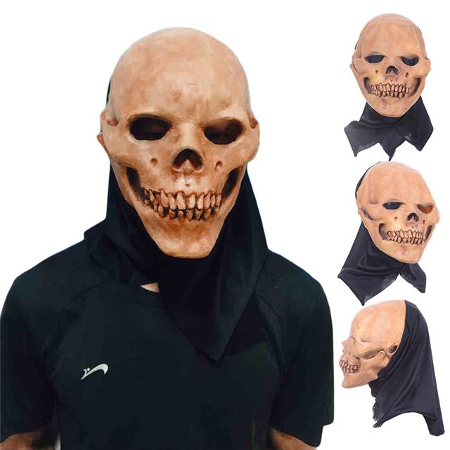 Horrifying Skull Monster Mask