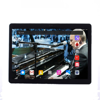 10 Core Android tablet pc 4G Metal Cover 2GB+32GB 10.1 inch 1920X1200 Touch Screen Wifi FM 4G lte pc tablets dual camera