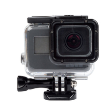 Waterproof Case For Gopro hero 5 Diving Housing Case w/ Back Cover Touch Screen for Go Pro Hero5 Accessories Action Camera
