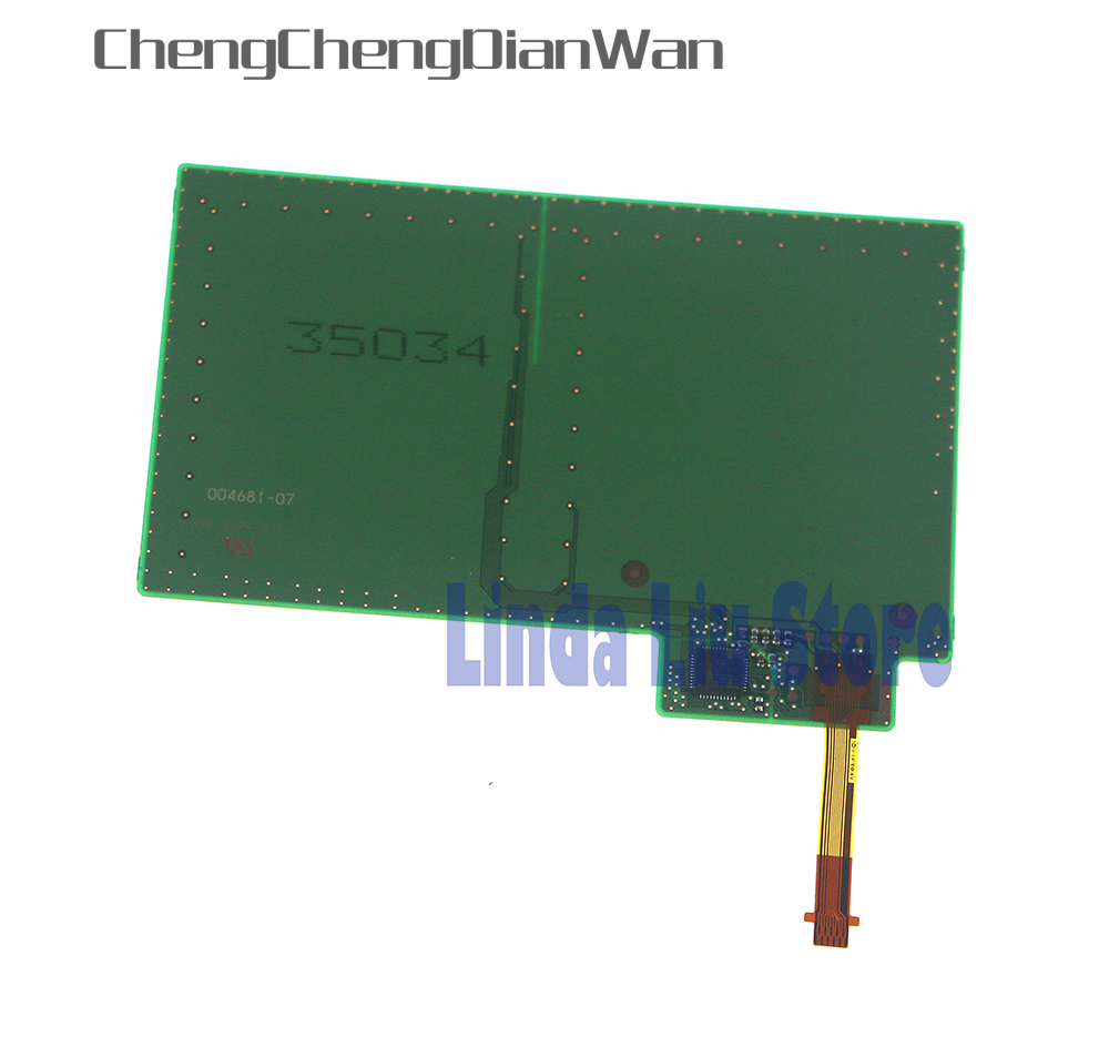 ChengChengDianWan Original Touch pad PCB Board for PSV2000 PSV 2000 for PSV2xxx Game Console Back Touchpad Repair Parts 2pcs