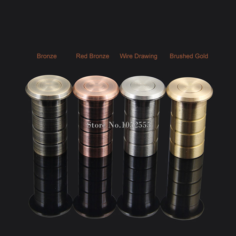 High Quality Brass Spring Loaded Dust Proof Sockets