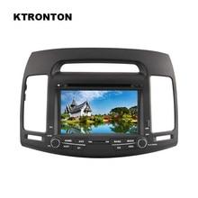 Upgraded 2G RAM Android 6.0 Car DVD GPS for Hyundai Elantra 2007 2008 2009 2010 2011 Head Unit with Radio WiFi DVR Mirror Link