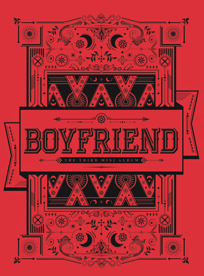 BOYFRIEND 3RD MINI ALBUM - WITCH  + 20 postcards + Lyric Book + 1 Random Photocard) Release Date 2014-10-13 ORIGINAL KPOP 2014 bigbang a concert in seoul 1 photo book release date 2014 07 02 kpop