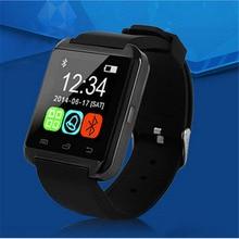 10 pçs/lote U8 Smartwatch Bluetooth Relógio Inteligente Relógio de Pulso Esportes Relógios para Samsung huawei xiaomi Telefones Android Com Caixa de Varejo