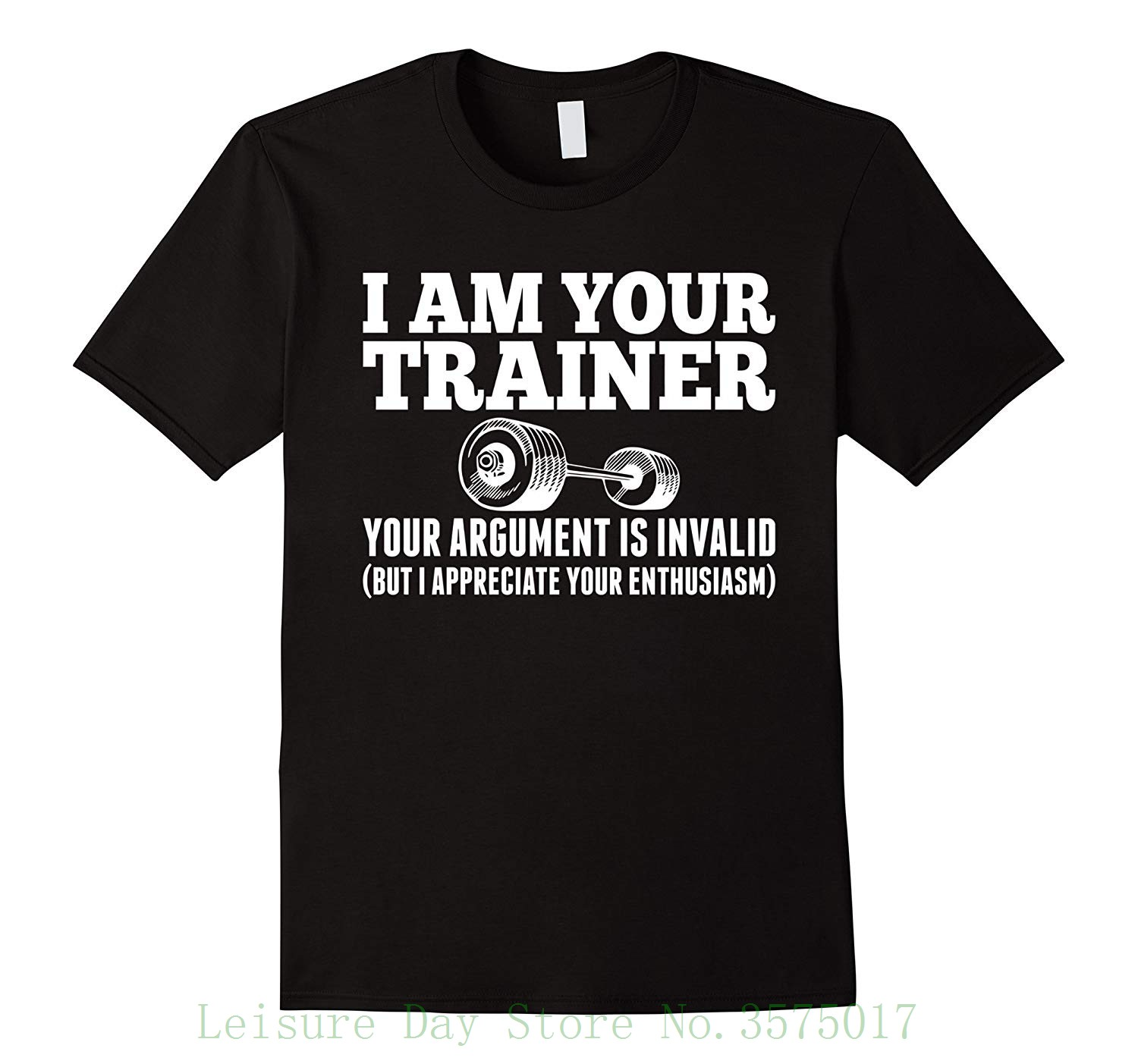 d8d6a0cd Personal Trainer Tshirt - I Am Your Trainer Funny Tshirt Printed Men T  Shirt Clothes