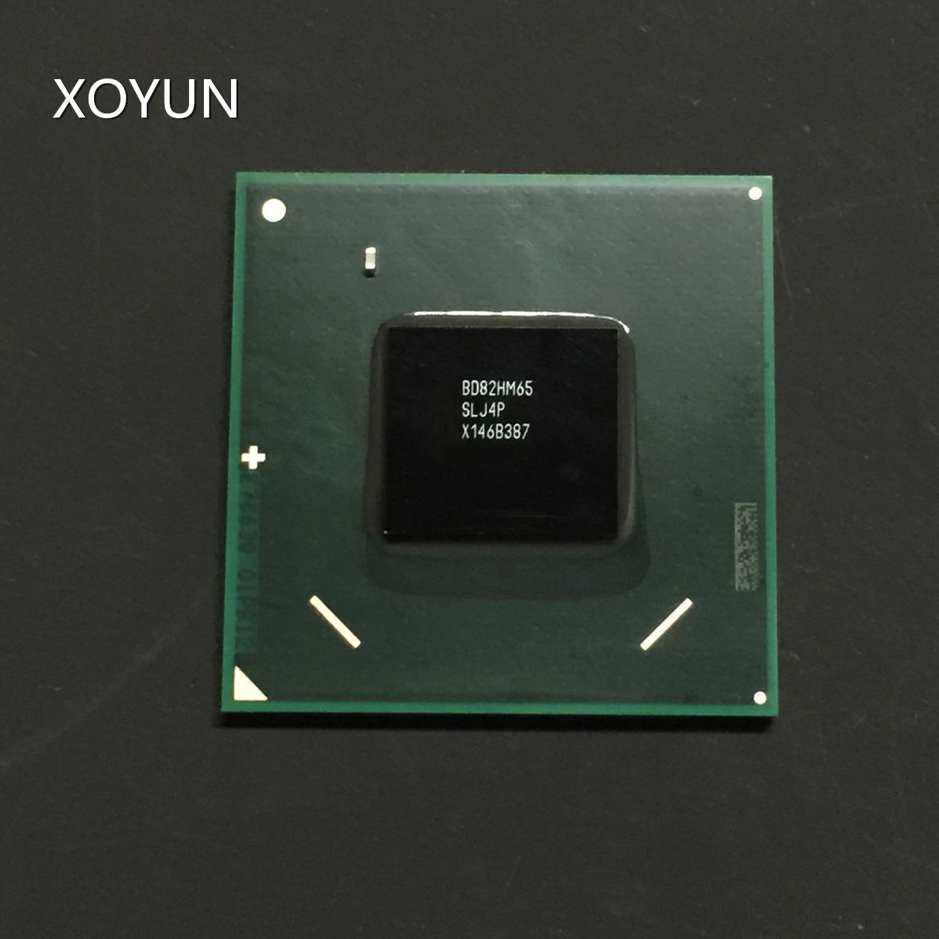 100 Brand New BD82HM65 SLJ4P BGA Chipset