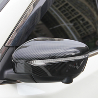 New Accessories For Nissan X trail xtrail Styling 2014 2015 2016 2017 2018 ABS Plastic car door side rearview mirror Cover Trim
