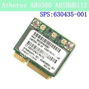 Atheros AR9380 AR5BHB112 wlm 2.4G/5G SPS: 630435-001 karta wifi LAN bezprzewodowa karta sieciowa