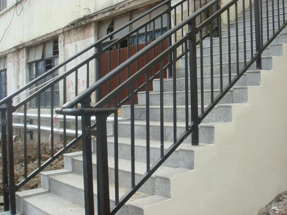 Wrought Iron Stair Railings Handrails On Aliexpress Alibaba Group