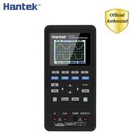 Hantek 3in1 Digital Oscilloscope+Waveform Generator+Multimeter USB Portable 2 Channels 40mhz 70mhz Multifunction Test Meter