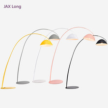 Italian designer LOFT LED Floor lights lighting fixture led lamps ink pen modern living room exhibition hall fishing floor lamp