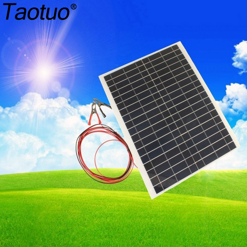 Solar Panel Yearly Savings: 12V 20W Solar Panel Polycrystalline Saving Semi Flexible