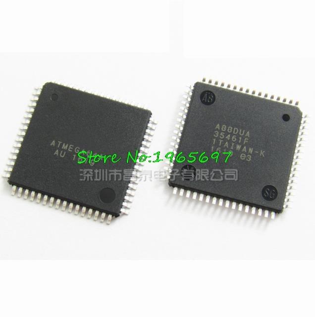 1pcs/lot ATMEGA64A-AU ATMEGA64AAU ATMEGA64A ATMEGA64 TQFP-64 In Stock