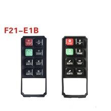 F21-E1B Remote control Silicone keypad Telecontrol