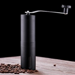 Coffee Grinder 30/20g Washable Ceramic Core Stainless Steel Handmade Mini Manual Coffee Bean Burr Grinders Mill Kitchen Tool