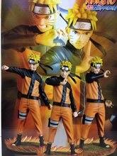 Anime GECCO Naruto Shippuden Uzumaki Naruto 1/6 Scale PVC Action Figure Collectible Model Toy 26cm Boxed
