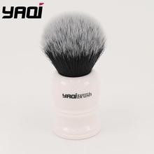Купить с кэшбэком Resin Handle Synthetic Hair Men Shaving Brush