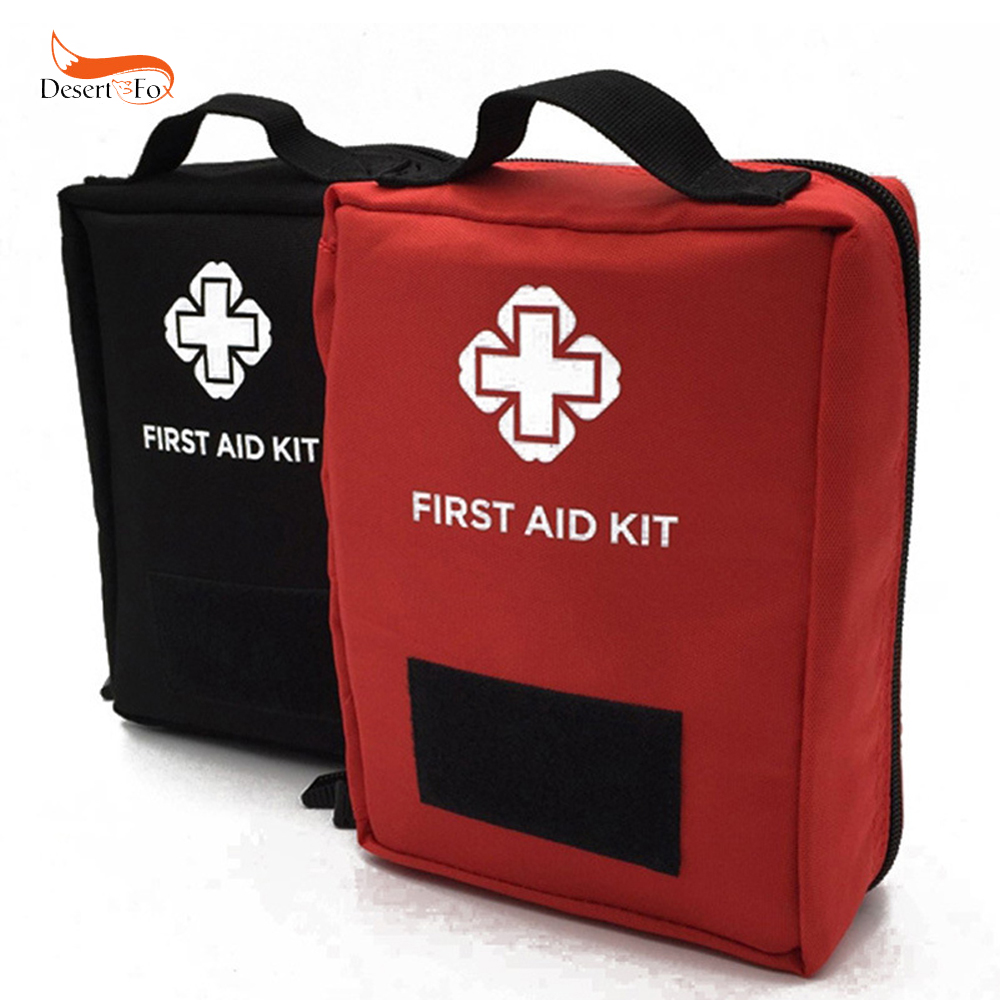 Picnic Bags Trustful Empty Small 25*18*8cm Professional For Travel And Sports Emergency Survival First Aid Kit Medical Bag Back To Search Resultssports & Entertainment