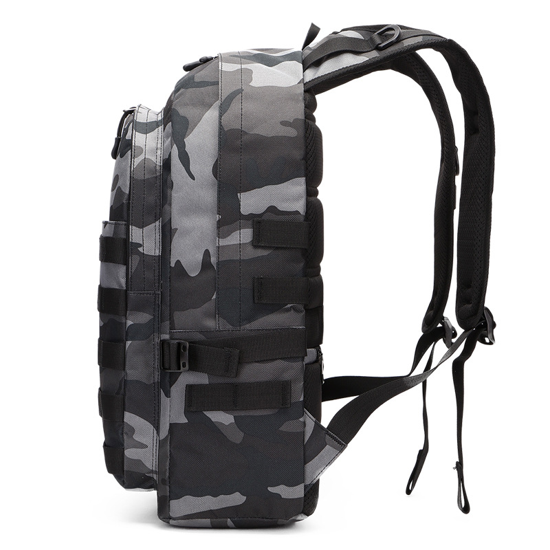 Cosplay <font><b>Backpack</b></font> Jedi To Survive To Eating Chicken Three-Level Package <font><b>PUBG</b></font> Fashion Trend Waterproof Large-Capacity Package image