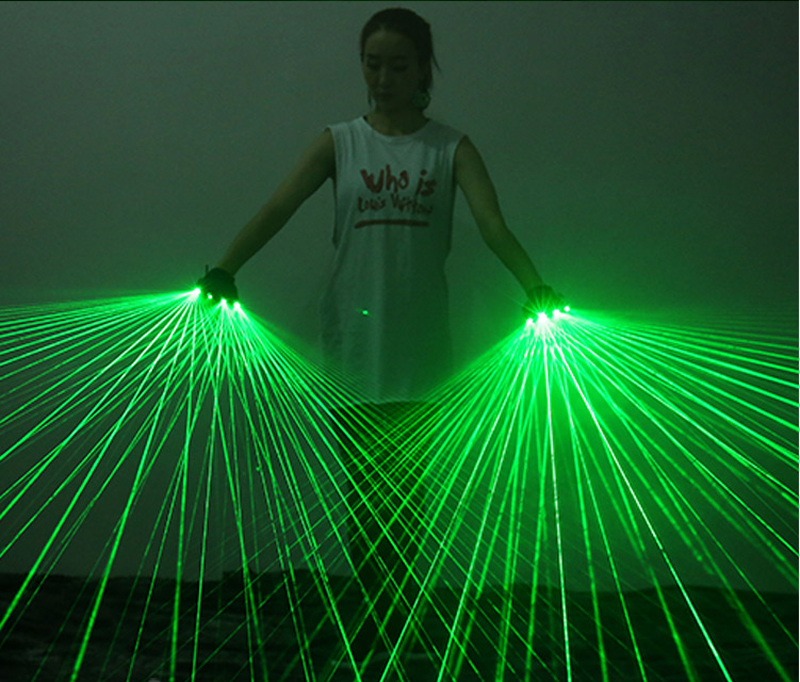 High Quality Green Laser Gloves 2pcs 532nm Laser Module 40 laser beams each hand laser Stage Gloves For DJ Club Party Show free shipping 250g taiwan alishan high mountain tea peach flavour oolong tea frangrant tieguanyin tea good tikuanyin page 5