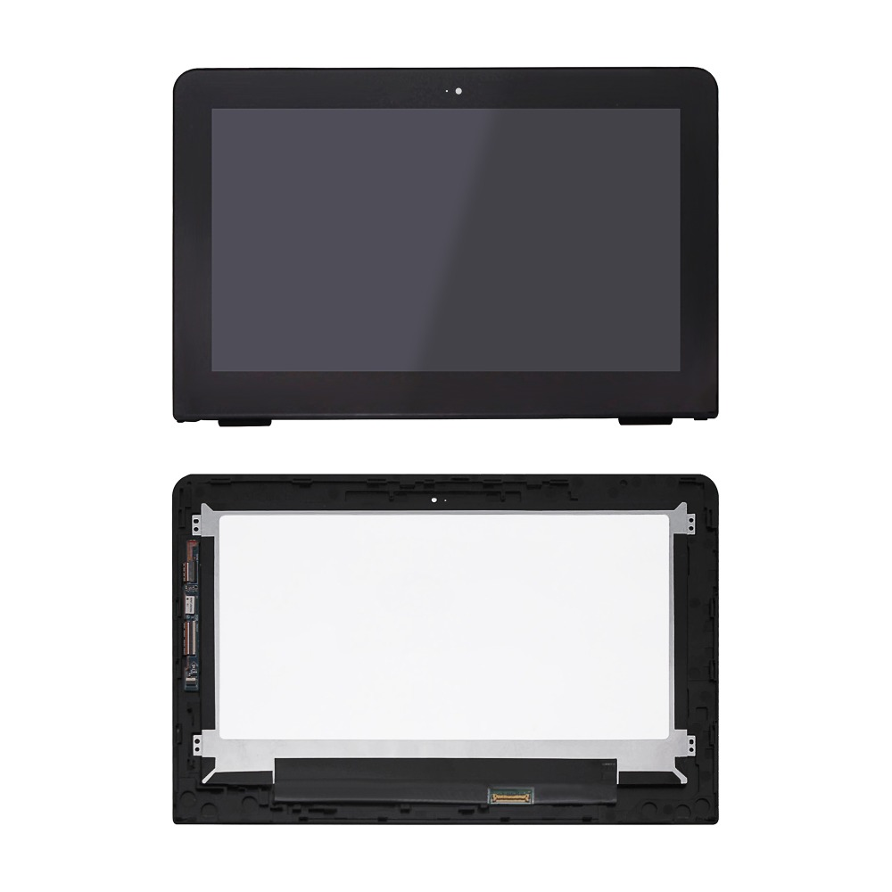 11-u115TU 11-U020CA 11-u052tu 11-u110TU 11-u003TU 11-u003la For HP x360 Touch Screen With LCD Panel Assembly +Control Board lcd screen inverter board for hp dv5000 laptops