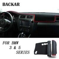 BACKAR For BMW E90 F30 E60E91 F10E92 E93F31 F34E61 F11F07 3 5 Series Auto Car Dashboard Sunshade Covers Anti slip mat Accessorie