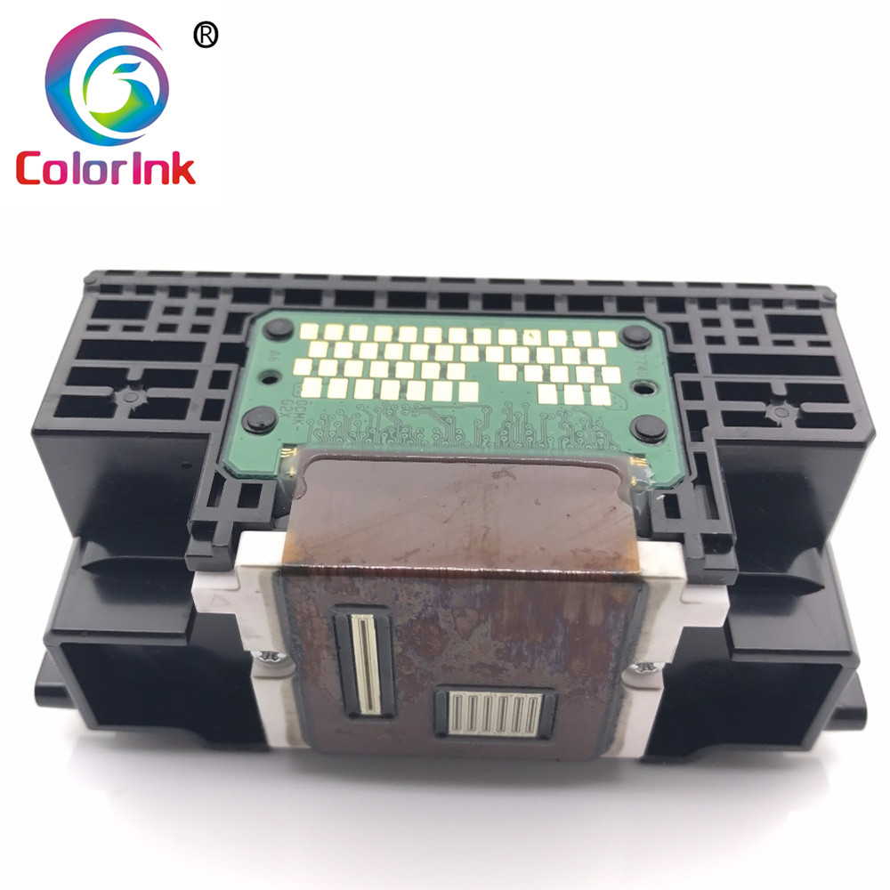 ColorInk <font><b>QY6</b></font>-0073 Printhead Print Head for Canon iP3600 iP3680 MP540 MP550 MP560 MP568 MP620 MX860 MX868 MX870 MX878 MG5140 image