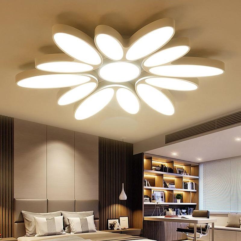 2017 NEUE Stil Sun Kreative Design Deckenleuchte PMMA Stufenlos Eingestellt Leuchten Dekoration Deckenleuchten Wohnzimmer