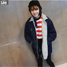Womens Winter Jackets And Coats Real The New Winter 2016 Women Thicken Cowboy Padded Jacket In