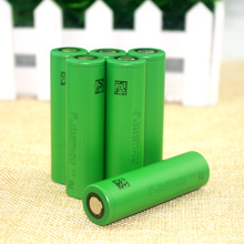 6pcs .. New original US18650VTC4 18650 2100 mAh 3.6 V lithium battery electric vehicle charging electronic cigarettes
